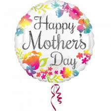 "Foil - 18"" - Happy Mother's Day (32373)"