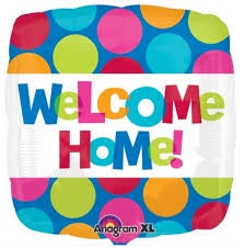 "Foil - 18"" - Welcome Home (24793)"