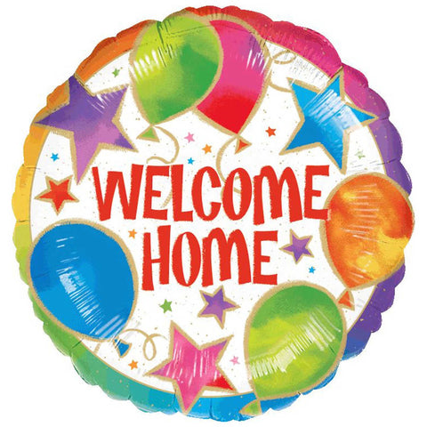 "Foil - 18"" - Welcome Home (08433)"