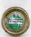 Plates - Lunch - Pkt 25 - Gold