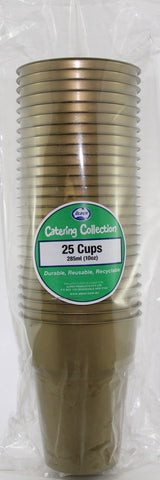 Cups - Pkt 25 - Gold