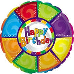"Foil - 18"" - Happy Birthday (114546)"