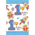 Tablecover - 1st Hugs & Stitches (Blue) (571016)