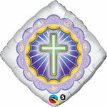 "Foil - 18"" - Illuminated Cross (38465)"