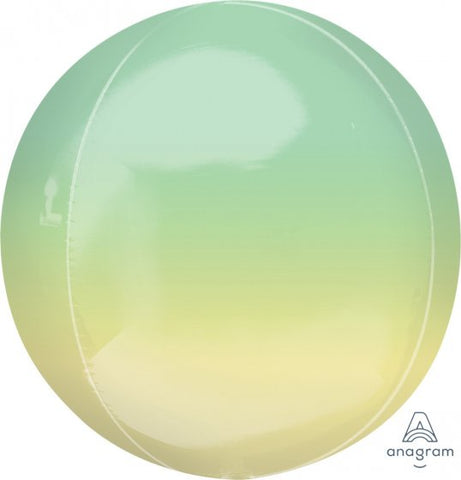 Orbz - Ombre Yellow & Green G20 (3984601)