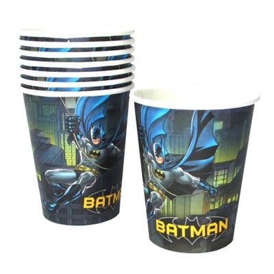 Cups - Pkt 8 - Batman (070106)