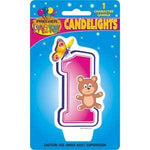 Candle - 1st Birthday (Pink) (40886)