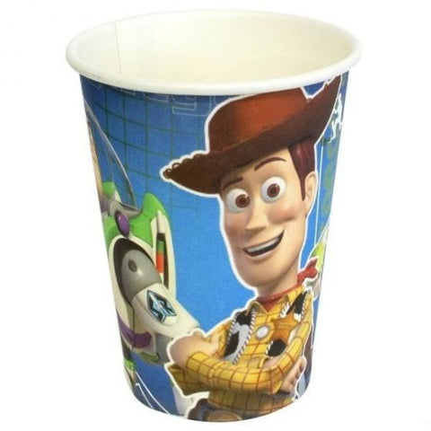 Cups - Pkt 8 - Toy Story