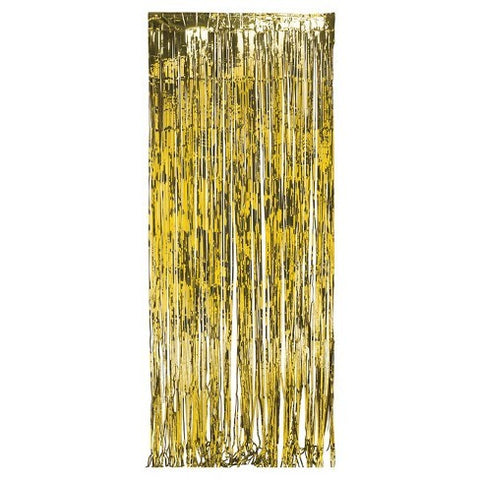 Door Curtain - Gold