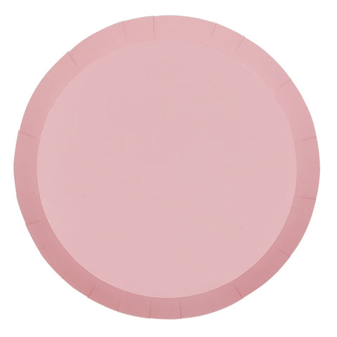 "Plates - 9"" - Pastel Pink (6610CPP)"