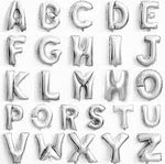 Megaloon Letters (86cm) (Silver only)