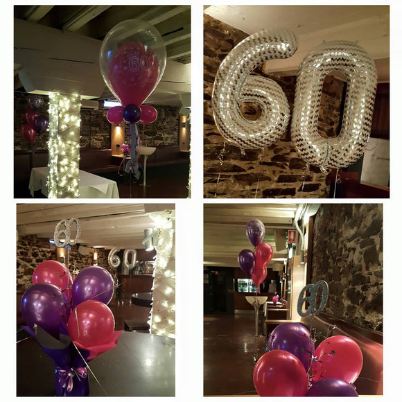 Party Balloon Package No 1