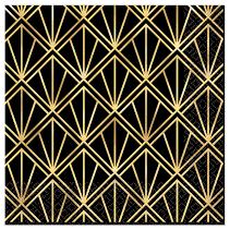 Napkins - Lunch - Glitz & Glam (511896)