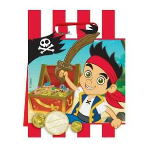 Loot Bags - Jake & the Neverland Pirates (2012908027)