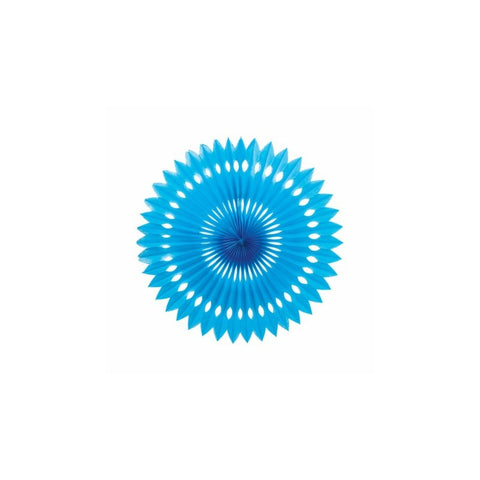 Hanging Fan - 40cm - Blue (E2353)