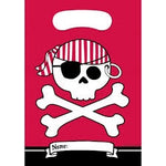 Loot Bags - Pirate Party - Boy! (08-5018)