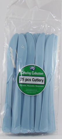 Knives - Pkt25 - Light Blue