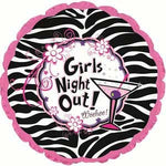 "Foil - 18"" - Girls night out (114868)"