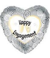 "Foil - 18"" - Happy Engagement (214519)"