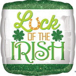 "Foil - 18"" - Luck of the Irish (36456)"