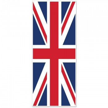 Door Cover - Union Jack