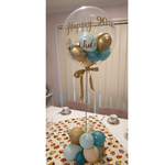 Personalised Gumball Balloon Centrepiece (PGBCP)