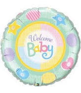 Supershape - Welcome Baby (91cm) (98170)