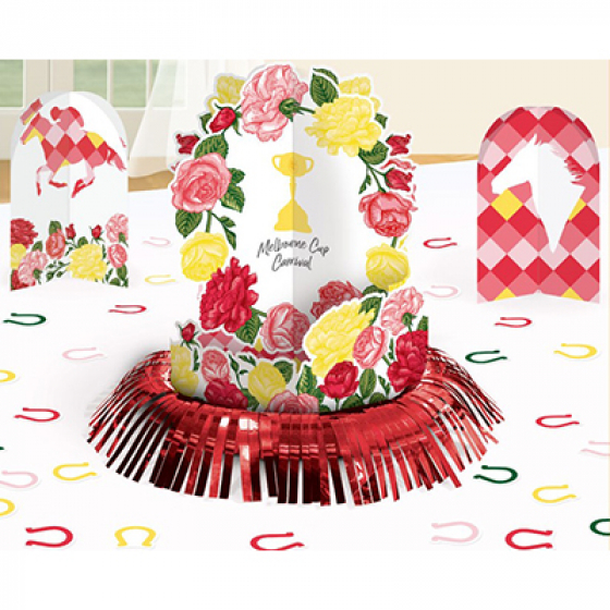 Melbourne Cup - Table Decorating Kit (8822101)