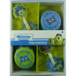 Cupcake Decorating Kit - Monsters University (13060)