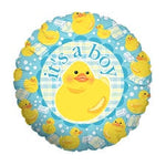 "Foil - 18"" - It's a Boy Duck (16468)"