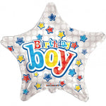 "Foil - 18"" - Birthday Boy (17923)"
