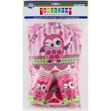 Party Pack - Pink Owl (360207)