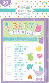 Baby Guess the Price Game (380045)
