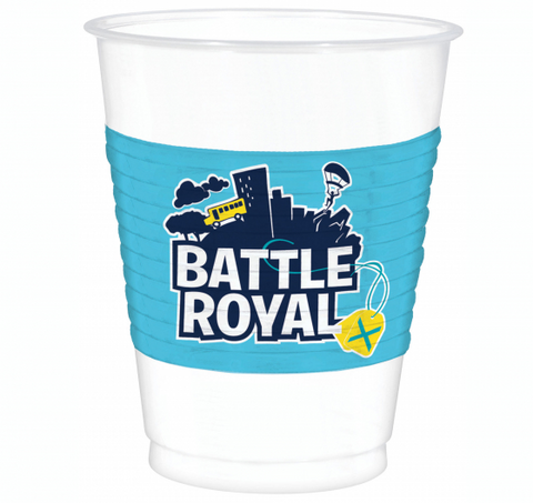 425ml Cups - Battle Royale (Fortnite) (4212412)