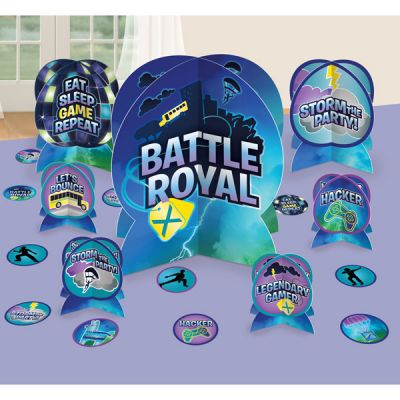 Table Decorating Kit - Battle Royale (Fortnite) (282412)