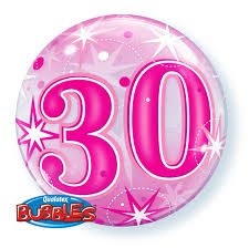 Bubble - 30th (Pink) (43124)
