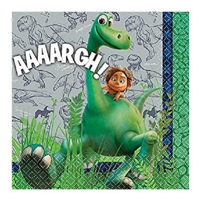Napkins - Beverage - Pkt 16 - The Good Dinosaur (501379)