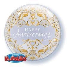Bubble - Happy Anniversary (201711A)