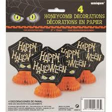 Halloween - Honeycomb Decorations (26313)