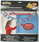 Jumbo Letter Banner Kit - Pokemon (121859)