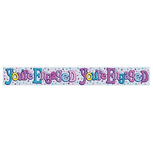 Banner - Happy Engagement