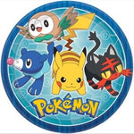 "Plates - 9"" - Dinner - Pokemon (551859)"