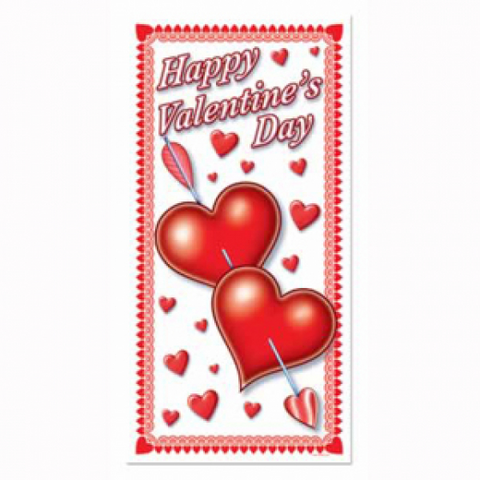 Door Cover - Valentine's Day (70010)