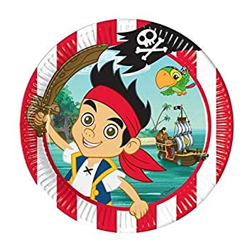 Plates - Jake & The Neverland Pirates
