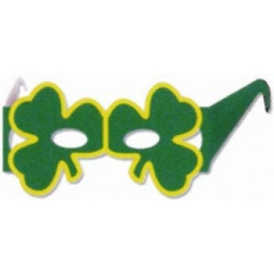 St Patrick's Day Masks (33612-50)