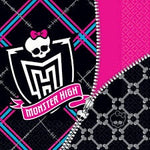 Napkins - Lunch - Monster High (010652)