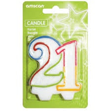 Candle - 21 (55882)