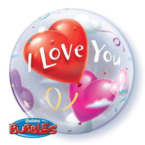 Bubble - I Love You (201206A)