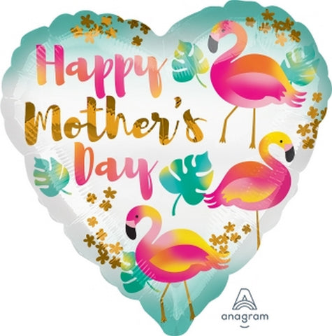 "Foil - 18"" - Happy Mother's Day (37063)"