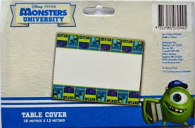 Tablecover - Monsters Uni (070441)